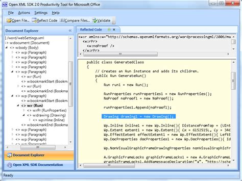 tutorial open xml sdk c 4 0 how to insert an image in word after a bookmark