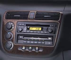 genuine honda civic accessories interior accessories 2001