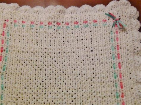 how to loom knit a baby blanket 1000 images about knifty knitter baby blankets on