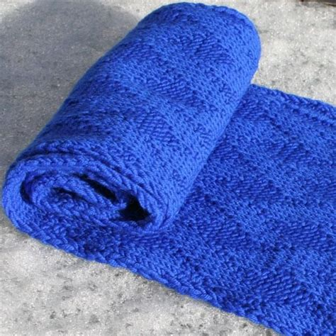 basketweave scarf pattern knitting free pattern for basket weave scarf knitting patterns