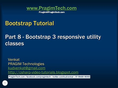 tutorial republic bootstrap responsive sql server net and c video tutorial bootstrap 3