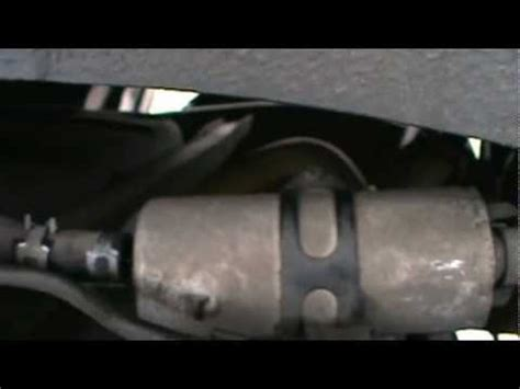 Fuel Filter Daihatsu Espass Injection 01 daihatsu rocky fuel filter problem