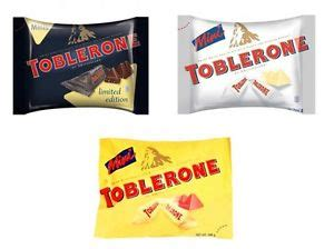 Toblerone Chocolate Milk 200 G chocolate toblerone mini white chocolate chocolate