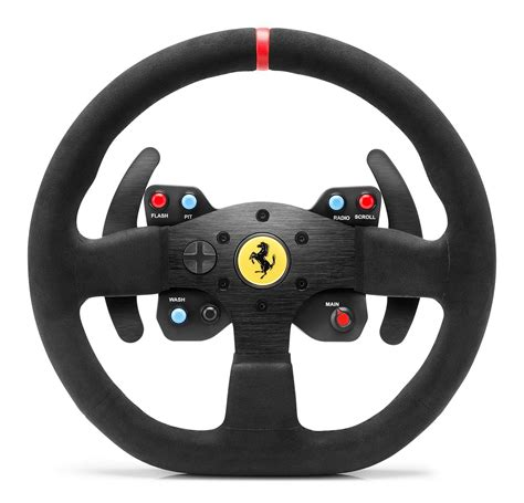 Wheels 599xx 3 thrustmaster vg t300 alcantara edition