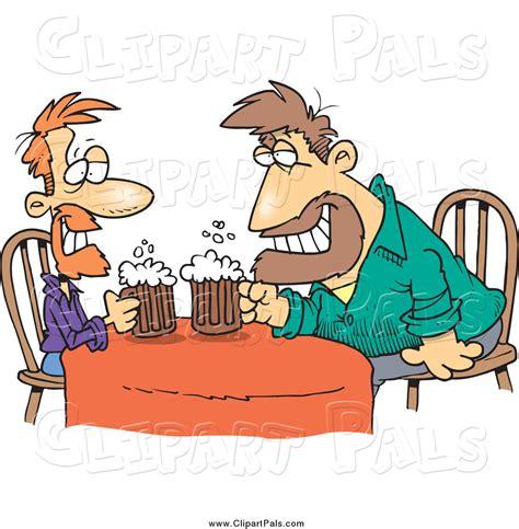 cartoon drinking alcohol cartoon friends clipart 80