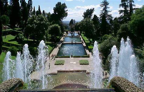 villa d este ingresso aux origines du jardin 224 la fran 231 aise la villa d este