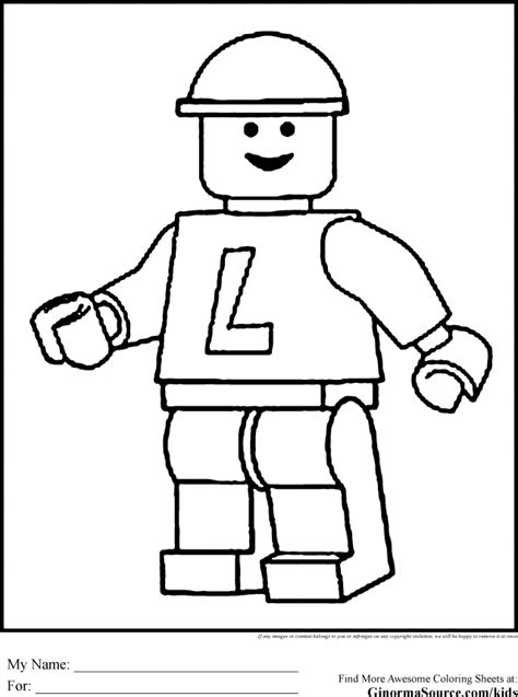printable lego iron on lego man coloring page 227 free coloring pages for kids