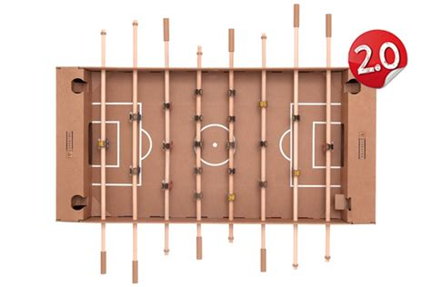 fold up foosball table cardboard table tennis and foosball tables that fold up