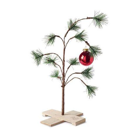 sears  original charlie brown christmas tree