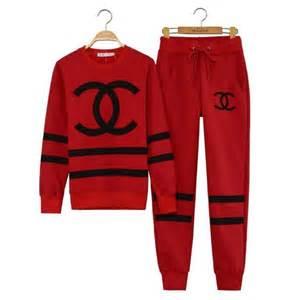 Chanel sweater chanel shirt tracksuit sport suit sweatshirt chanel