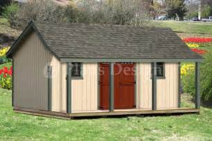 shed with porch plans free 12 x 20 storage shed with porch playhouse plans p81220 free material list ebay