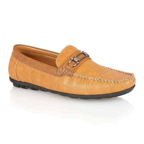 driving loafers for mens designer leather look italian loafers casual moccasin