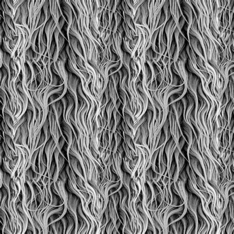 pattern grey hair gray tangled hair pattern
