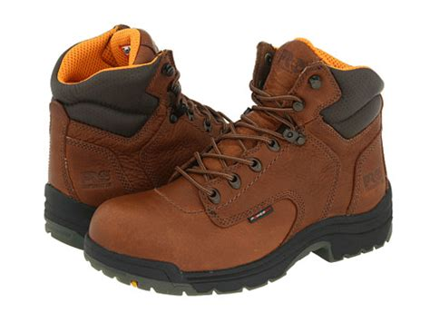 Kickers Boots Safety Jk Vrb5 timberland pro titan 174 6 quot alloy safety toe at zappos
