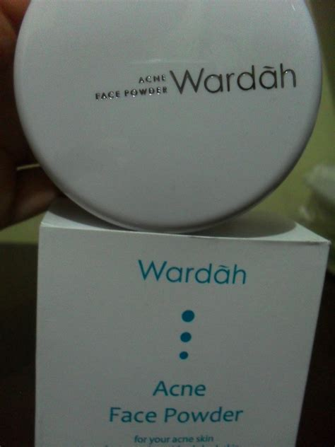 Harga Bedak Tabur Wardah Powder Acne Series sold out thank you wardah acne powder for your