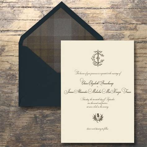 wedding invitations perth scotland 334 best images about scottish theme on plaid