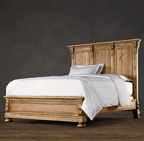 st james bed restoration hardware dumpster diving