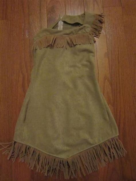 Handmade Pocahontas Costume - diy pocahontas costume ideas diy ready