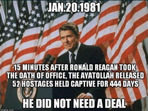 Reagan Meme - reaganite independent reagan vs iran vs obama vs iran