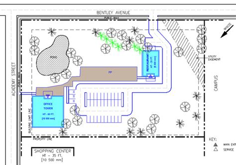 site planning and design view topic ncarb site design grading 1st attempt