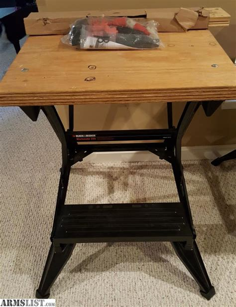 armslist for sale reloading bench black decker