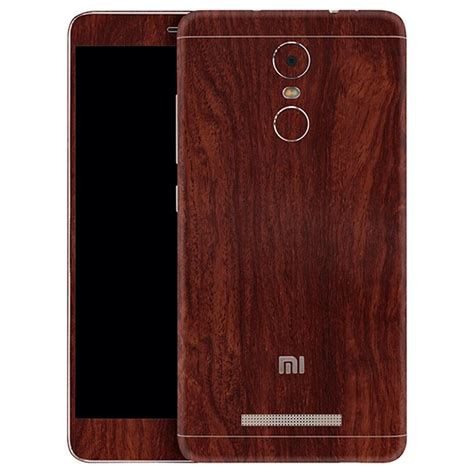 Xiaomi Redmi Note 3 Pro Arsenal Home Jersey Casing Cover wood series skins wraps for xiaomi redmi note 3