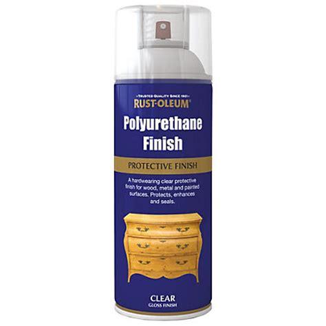 spray paint polyurethane rust oleum polyurethane gloss spray paint clear 400ml