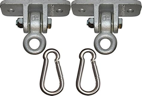 swing hangers for wooden sets jungle gym kingdom 2 heavy duty swing hangers for wooden