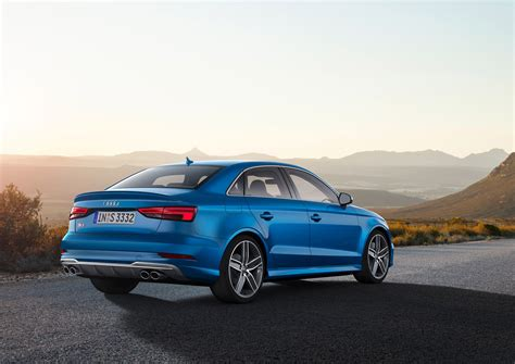Audi A3 For by 2017 Audi A3 Gets Updated
