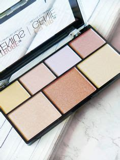 Creations Highight Dupe Abh Illuminating Pallete nyx golden hour filter shadow palette review