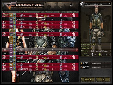 facebook themes crossfire skins para crossfire
