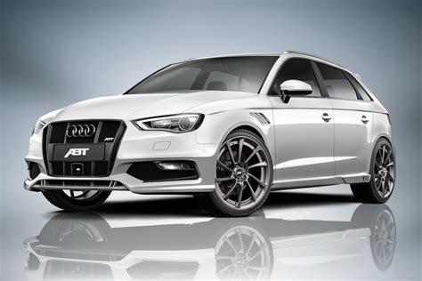 Audi A3 Abt by Tuning Audi A3 Sportback Par Abt