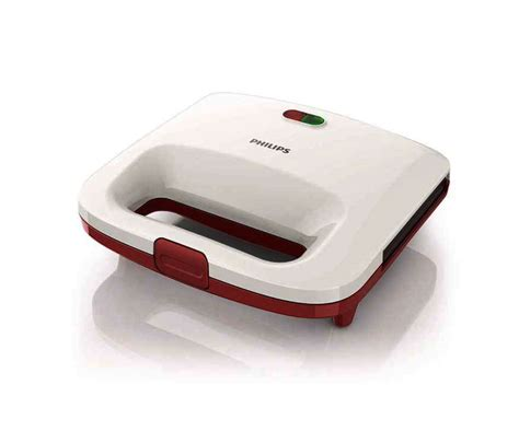 Philips Sandwich Maker Putih Hd2393 philips hd2393 41 sandwich maker lazada malaysia