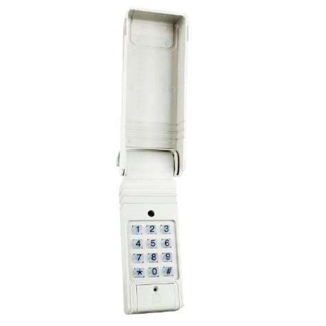 skylink garage door opener universal remote keypad