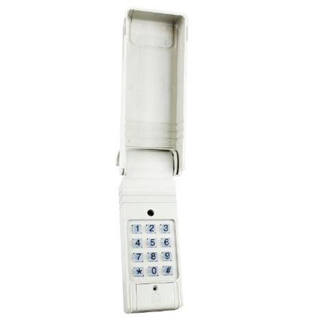 skylink garage door opener universal remote keypad