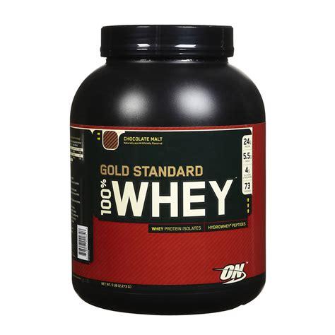 whey protein   gold standard optimum nutrition