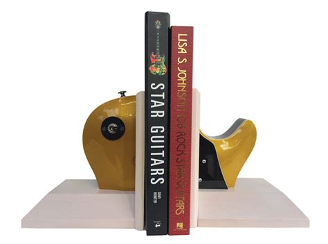 buy bookends buy goldtop guitar bookends music stationery music