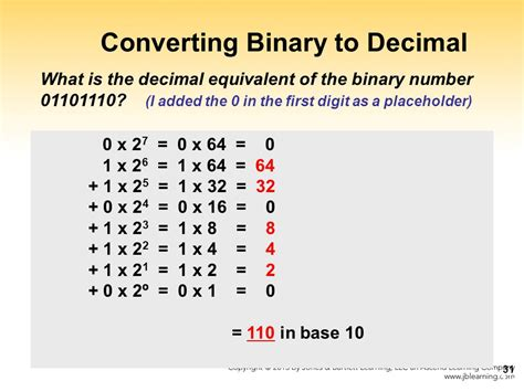 converter binary to decimal binary values and number systems ppt video online download