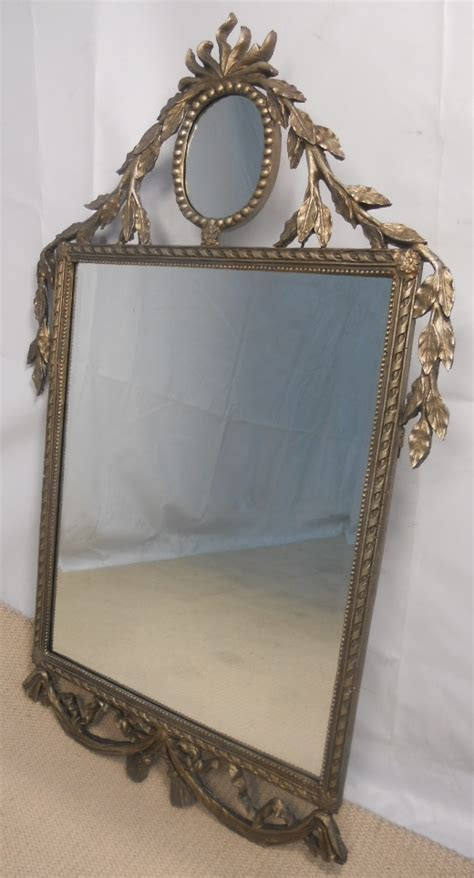 large decorative mirrors for walls large decorative silver gilt wall mirror