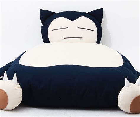 snorlax couch pokemon snorlax bed