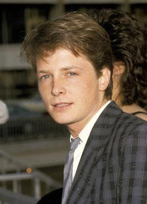michael j fox how old michael j fox was 24 when he played 17 year old scott