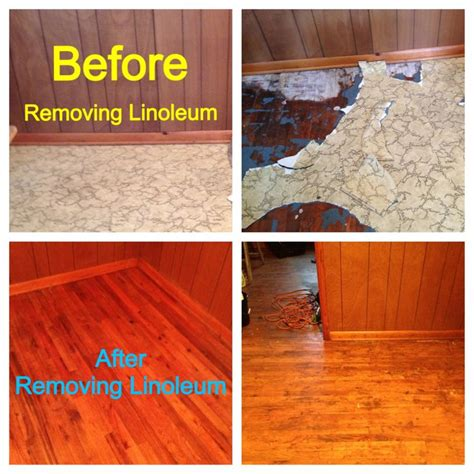 How To Remove Floor Glue by Remove Linoleum From Hardwoods Without Sanding Or
