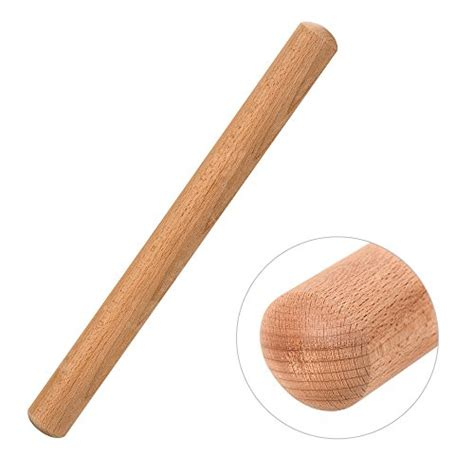 Best Quality Rolling Pin Wooden Stick 30cm Kayu Penggiling Adonan Co best 18 cookie rolling pins