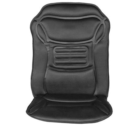 Cushion Puts The Remote In Your Seat by Heated Back Chair Cushion Car Seat Home Pad Lumbar