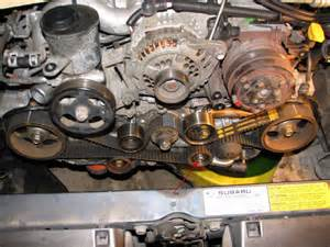 Subaru Timing Belt Replacement When Do You Replace A 2014 Subaru Timing Belt Autos Post