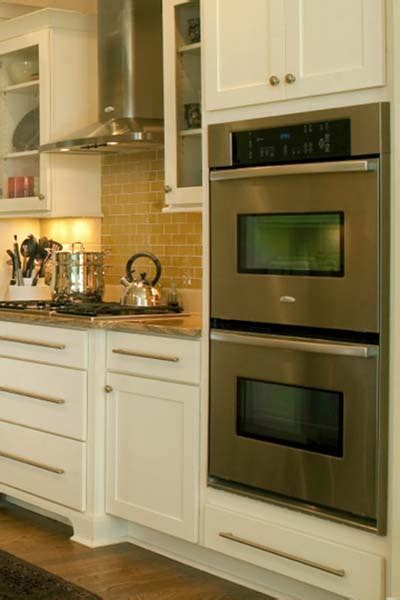 Wall Oven Cabinet   Built in Double Oven or Microwave