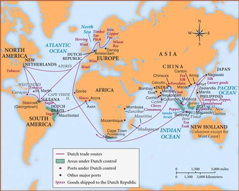 netherlands empire map