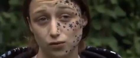 enlever tattoo quebec kimberley vlaeminck la fille aux 56 tatouages en 233 toiles