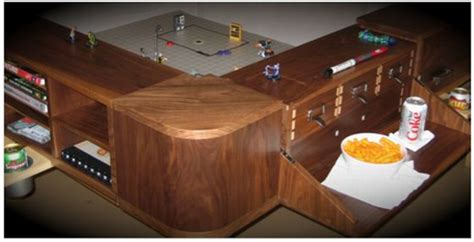 d d gaming table 10 000 will get you a lot of d d the sultan gaming table ars technica