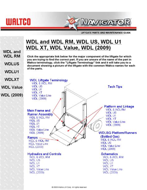 waltco hydraulic wiring diagram wiring diagram with